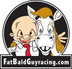 Fatbaldguyracing |Horse Racing Picks | Pick4 | Pick5 Logo